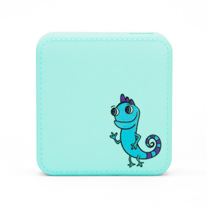 Power Bank Cuadrado fidel azul