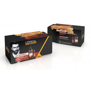 Men Expert Kit BarberClub Champú 3 en 1 + Aceite para Barba
