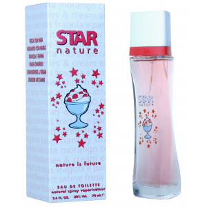 STAR NATURE fresa con nata