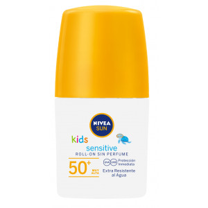 Crema Solar para Niños Roll-on