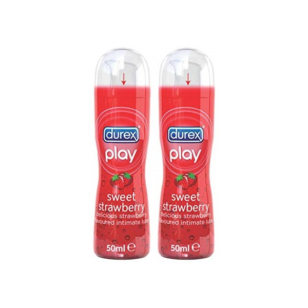 Play Gel Lubricante Pack Fresa+calor