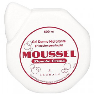 MOUSSEL GEL CREMA HIDRATANTE 600 ML