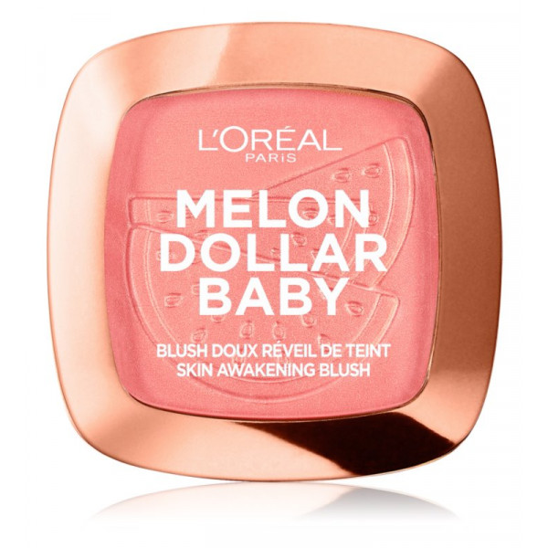 Melon Dollar Baby Colorete 03 watermelon addict