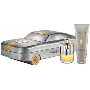 Coche Wanted EDP Cofre