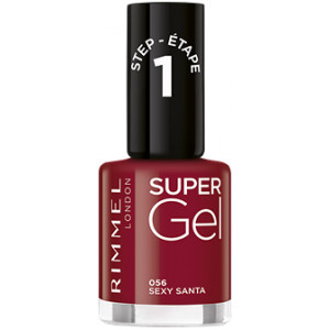 Super Gel Nail Polish Italian Shades 056 Sexy Santa