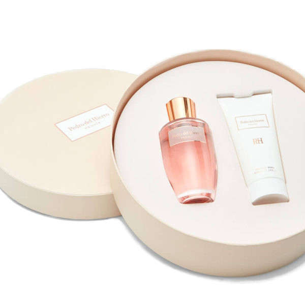 Estuche Coffret Peonia EDP y Body Lotion
