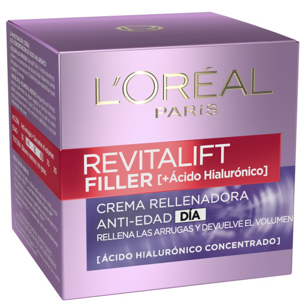 REVITALIFT FILLER HA Crema Voluminizadora Anti-Edad