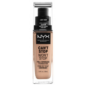 Can't Stop Won't Stop Base de Maquillaje Fluida Light Ivor