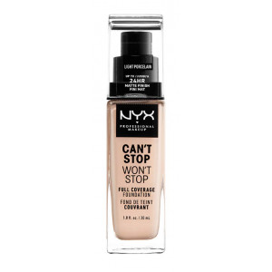 Can't Stop Won't Stop Base de Maquillaje Fluida Light Porc