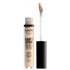 Can't Stop Won't Stop Corrector Light Ivory