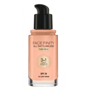 FACE FINITY 3-1 ALL DAY 32 light beige