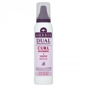 Dual Personality Curl Defining & Shine Mousse