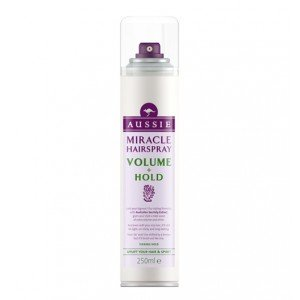 MIRACLE HAIRSPRAY VOLUME & HOLD