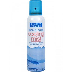 FACE & BODY COOLING MIST
