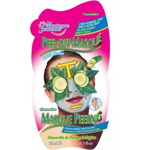 Cucumber Purifying Peel-Off Mascarilla