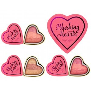 Blushing Hearts Coloretes Cocidos