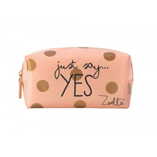 Just Say Yes Beauty Bag