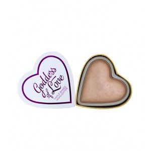 Goddess of Faith Iluminadores Corazón Triple Baked Highlighter