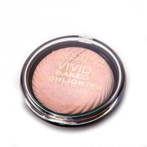 Peach Lights Iluminadores VIVID BAKED HIGHLIGHTER
