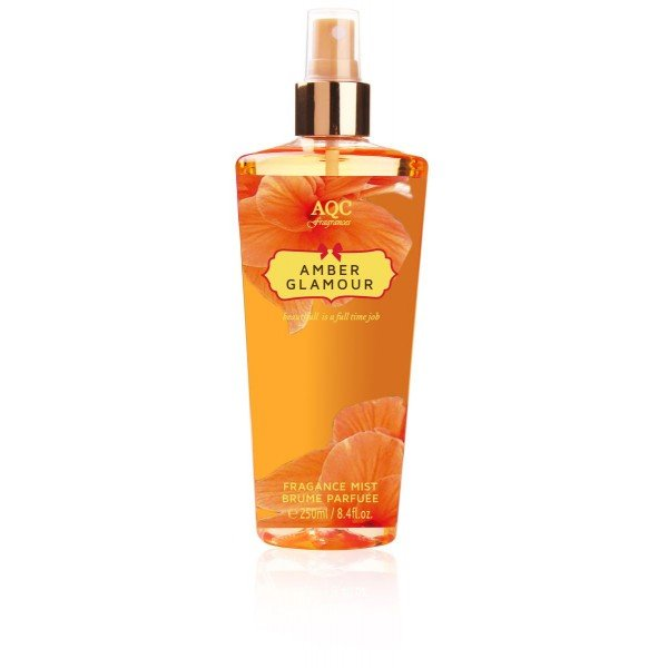 Amber Glamour AQC Body Splash