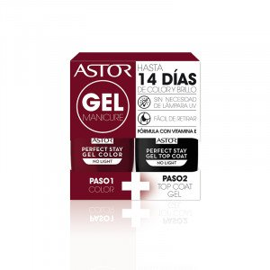 Pack Perfect Stay Dúo Gel + Top Coat 108