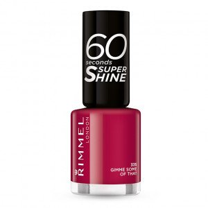 335 Gimme Some Of That 60 SECONDS SUPER SHINE