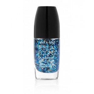 Mega Rocks Glitter Nail 4974 Stick it to the Man