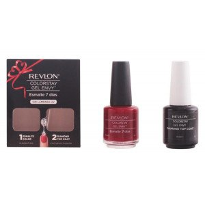 Set ColorStay Esmaltes 109 Rojo Flash + Top Coat