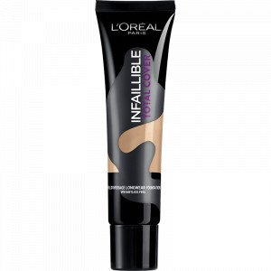 Infalible Total Cover Base de Maquillaje 32