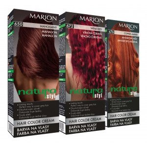 Natura Styl Hair Color Cream Tintes 610 Deep Dark