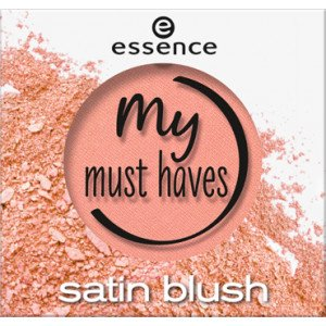 My Must Haves Colorete Mate 01 coral dream