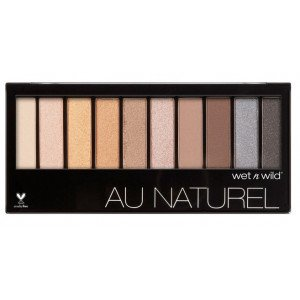 Au Naturel Paleta de Sombras Bare Necessities