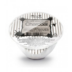 Charcoal Cup Pack Mascarilla