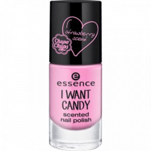 01 I want strawberry I Want Candy Esmaltes Perfumados