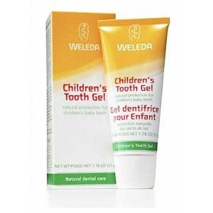 GEL DENTIFRICO NIÑOS 50 ML.