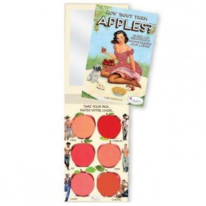 PALETTE HAW ABOUT THEM APPLES